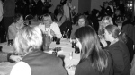 WWS Guests enjoying the delicious food and wine at The Stone Building, The Lodge at Sonoma