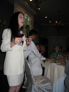 Sommelier Barbara Paige