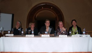 Women in Wine Panel 2011